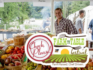 Check, Please! Farm to Table